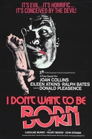 I Don't Want to Be Born