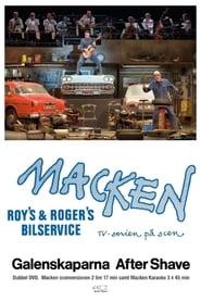 Macken – TV-serien på scen