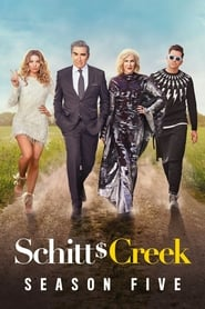 Schitt's Creek: 5 Staffel