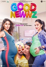 Good Newwz 2019 Hindi Movie AMZN WebRip 300mb 480p 1GB 720p 3GB 8GB 1080p