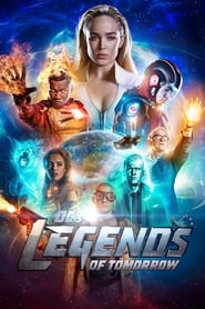 Poster DC's Legends of Tomorrow 2020
