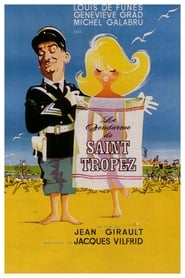 Poster The Gendarme of St. Tropez 1964