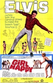Girl Happy Poster