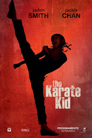 Taraji P. Henson cartel The Karate Kid