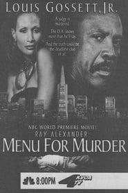 Ray Alexander: A Menu for Murder 1995