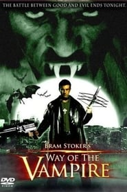 Poster Way of the Vampire 2005