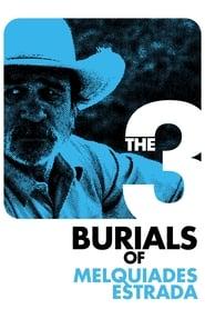 Poster The Three Burials of Melquiades Estrada 2005