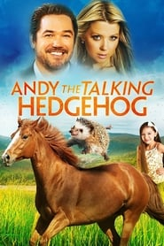 Poster Andy the Talking Hedgehog 2018