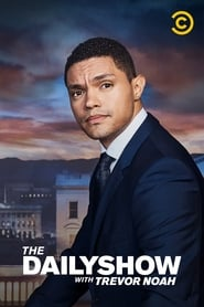 The Daily Show with Trevor Noah - Season 19 Episode 93 : Robin Roberts