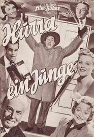 Hurra - ein Junge! 1953