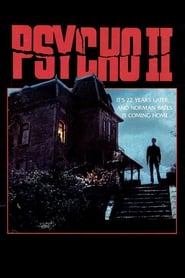 Poster for Psycho II