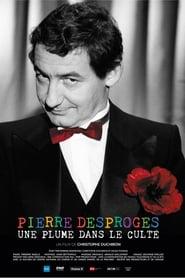 Pierre Desproges, une plume dans le culte