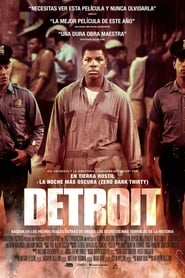 Ver Detroit (2017) Online Pelicula Completa Latino Español en HD