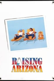 Poster for Raising Arizona