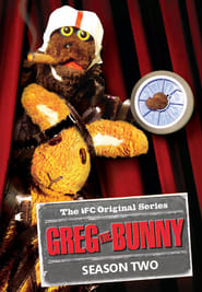 Greg the Bunny streaming vf poster
