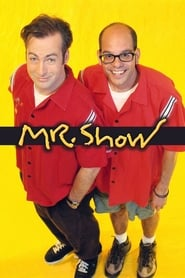 Poster Mr. Show with Bob and David 1998
