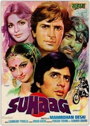 Suhaag 1979 Hindi Movie JC WebRip 400mb 480p 1.4GB 720p 4GB 9GB 1080p