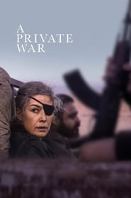 Poster for A Private War