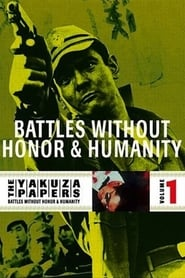 Battles Without Honor and Humanity / Jingi naki tatakai (1973) Watch Online Free
