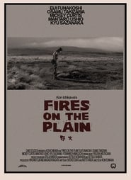 DVD cover image for Fires on the plain