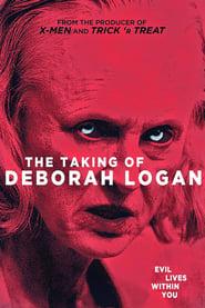Poster The Taking of Deborah Logan 2014