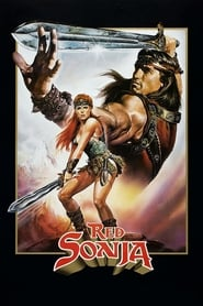 Poster Red Sonja 1985