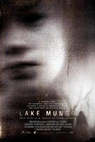 Poster for Lake Mungo