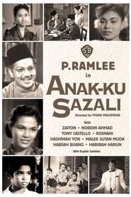 Anakku Sazali (1956)
