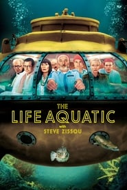 Poster The Life Aquatic with Steve Zissou 2004