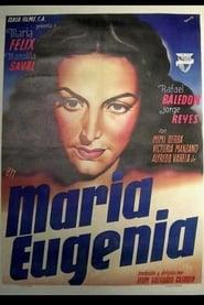 María Eugenia 1943