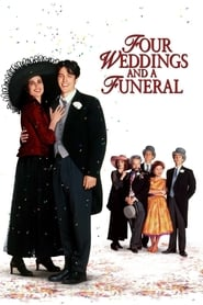 Poster Four Weddings and a Funeral 1994
