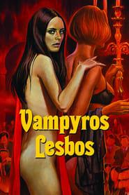 Poster Vampyros Lesbos 1971