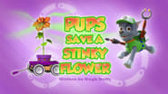 Pups Save a Stinky Flower