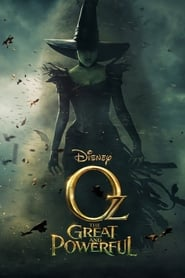 Oz the Great and Powerful (2013) Hindi Dubbed