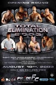 Pride Total Elimination 2003