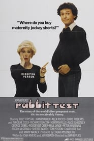 Poster Rabbit Test 1978