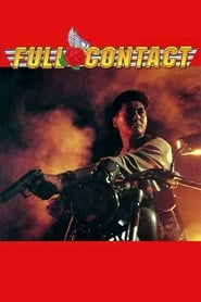 Poster Full Contact 1992