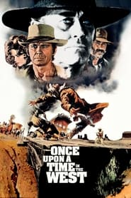 Poster Once Upon a Time in the West 1968