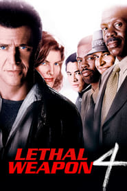 Poster Lethal Weapon 4 1998