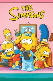 Poster The Simpsons - Season 28 Episode 8 : Dad Behavior 2020