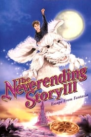 Poster The NeverEnding Story III 1994