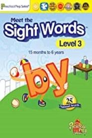 Meet The Sight Words 3
