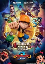 BoBoiBoy The Movie 2 (2019) HDRip 480p, 720p