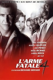 LArme fatale 4 streaming