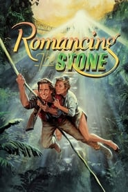 Poster Romancing the Stone 1984
