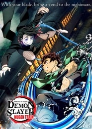 Poster Demon Slayer –Kimetsu no Yaiba– The Movie: Mugen Train 2020