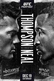 UFC Fight Night 183: Thompson vs. Neal (2020)
