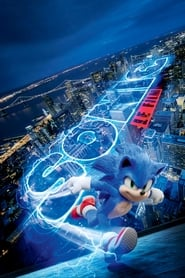 Poster Sonic le film 2020