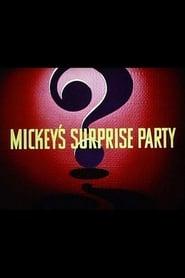 La Surprise-partie de Mickey 1939