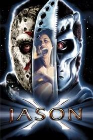 Poster Jason X 2001